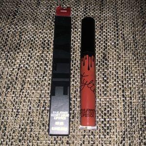 Kylie Cosmetics velvet liquid lipstick